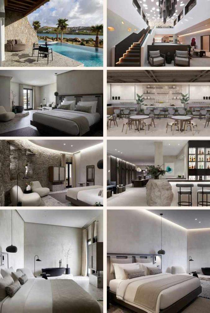 Aeonic Suites & Spa on Mykonos