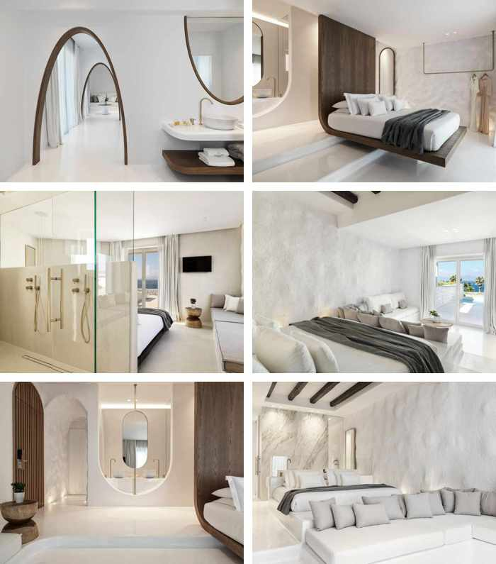 Photos of Mykonos Earth Suites on Mykonos