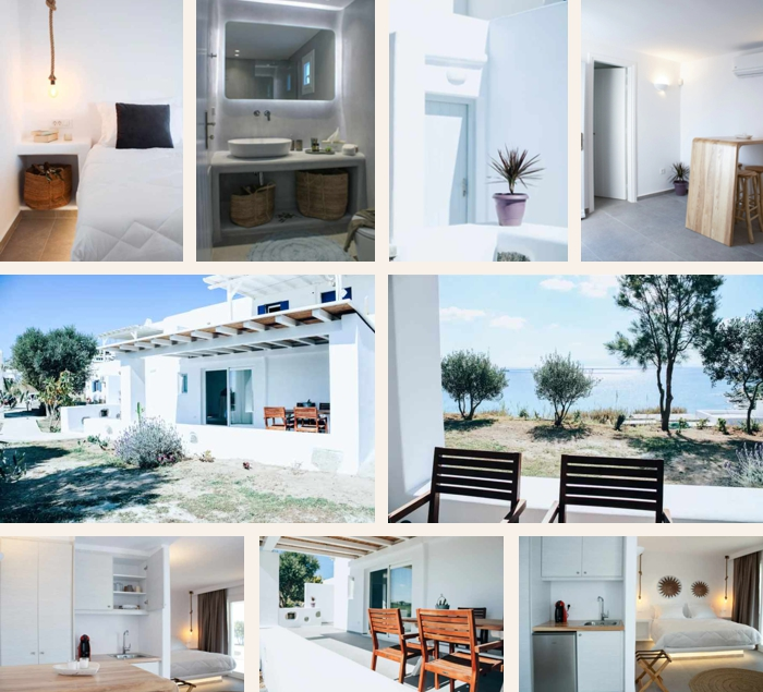 Photos of The Elaia House on Mykonos