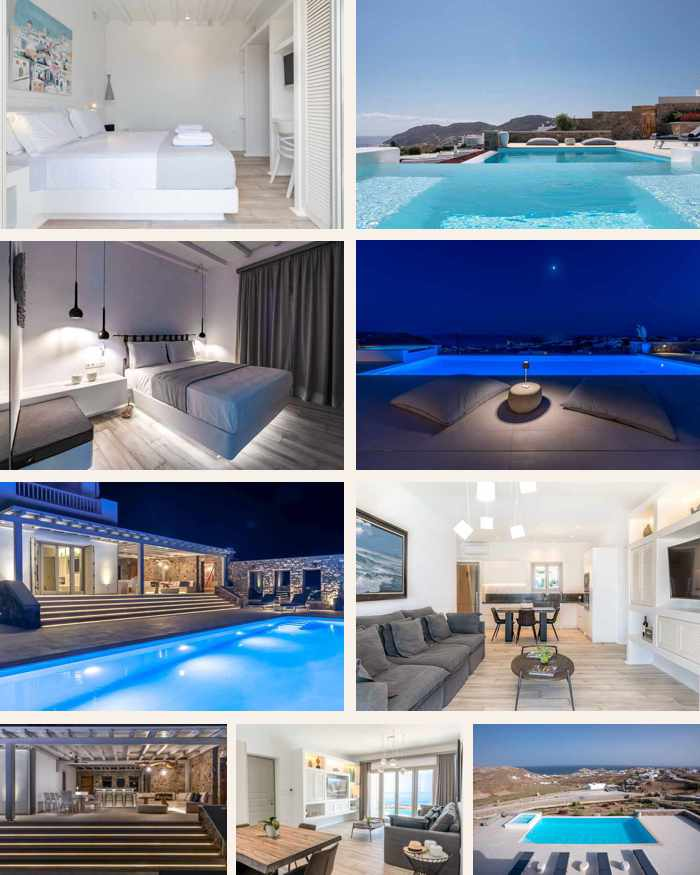 Photos of Ethereal Villa on Mykonos