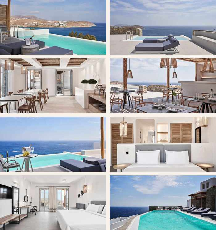 Photos of Mykonos Euphoria Suites