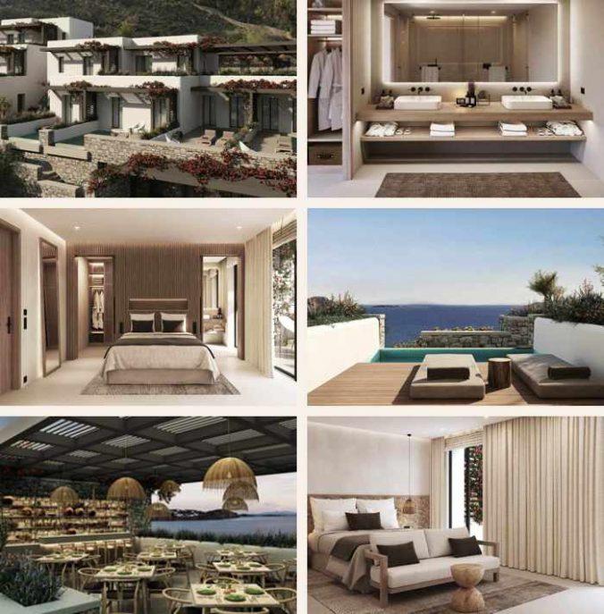 Photos of Noima Luxury Suites on Mykonos