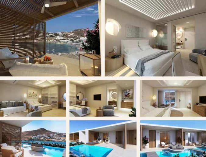 Photos of Once in Mykonos Luxury Resort