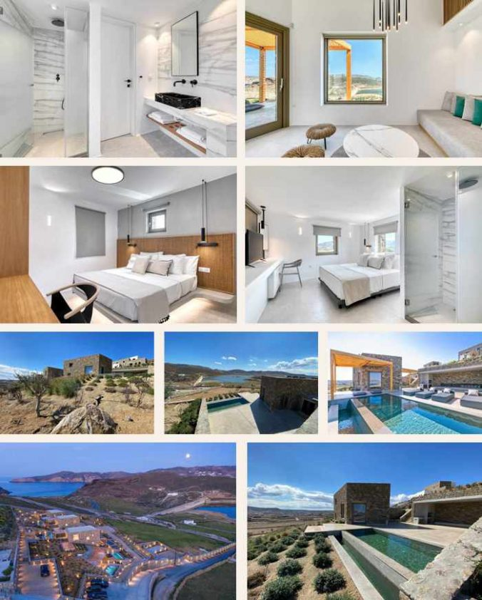 Photos of Panormos Bay Luxury Suites on Mykonos