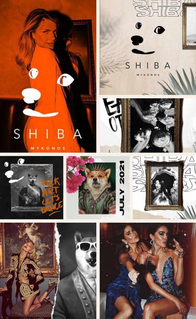 Shiba nightclub in Mykonos Town