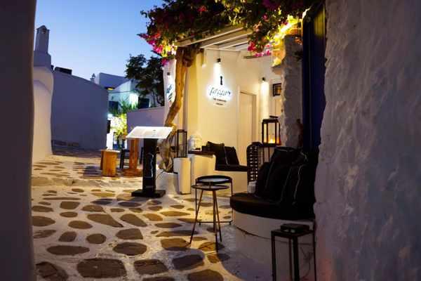 Pepper restaurant in Mykonos