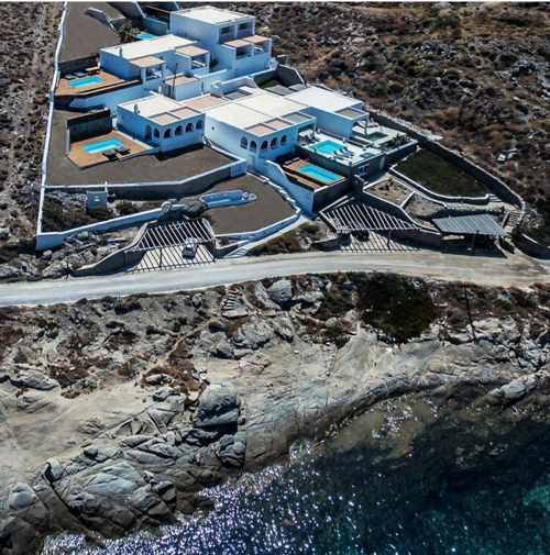 Dreambox Suites and Villas on Mykonos
