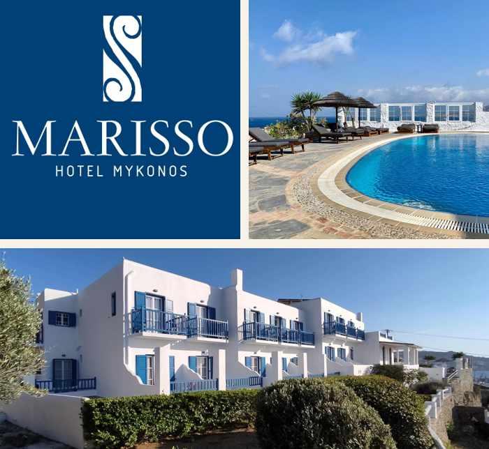 Photos of Marisso Hotel in Mykonos Town